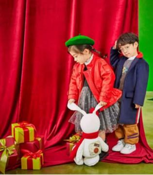 """金勾拜er  兔子邀您""""衣""""起过圣诞"""