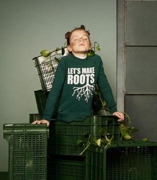 Yporque的绿意春色 展现儿童纯真的快乐