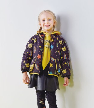时尚好看的棉服怎么挑 来看看小鲨诺拉带给你的礼物