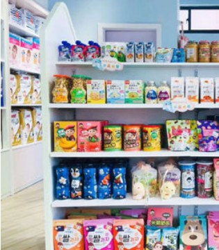想开家受欢迎信任的母婴店 当然要选MilkFamily了