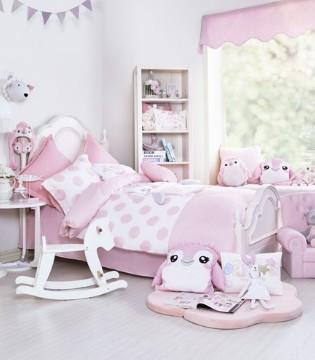 孩子的床上用品怎么选? 这些地方需要注意