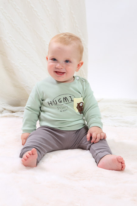 儿童睡衣哪个品牌好? 可乐米舒适又健康