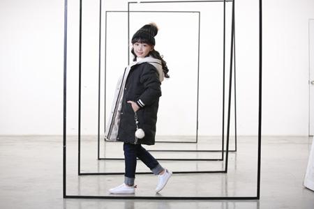冬天保暖舒适可不够 同样需要时尚