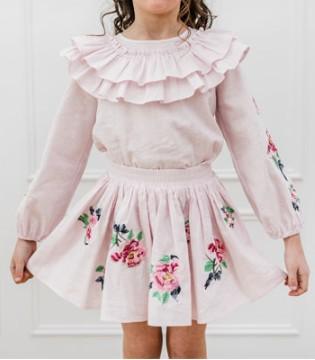 Petite Amalie春季新品:玫瑰色梦境 是一场久违的温柔