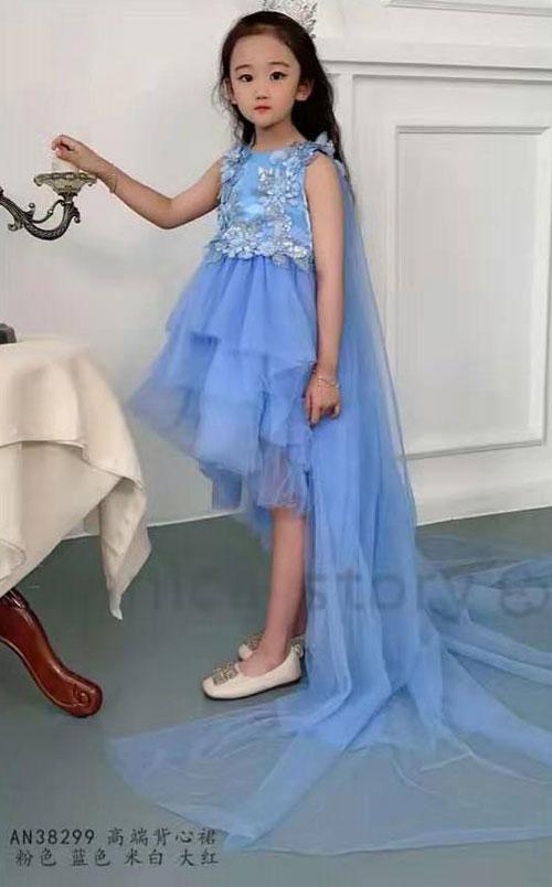 annica story 2020新品上市 小公主的裙装来啦