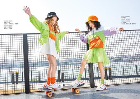 新的一年来了 卡儿菲特春季街头系列动感上线