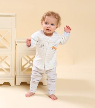 想要宝宝健康成长 居家服的选择很重要