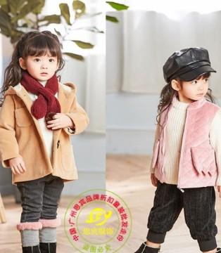 面对竞争激烈的童装市场 品牌折扣店是个不错的选择