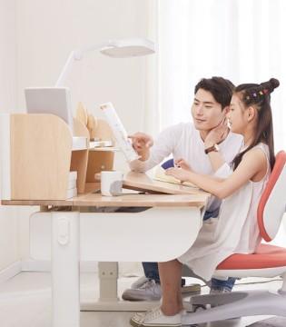 一款实用的学习桌 助力孩子居家学习