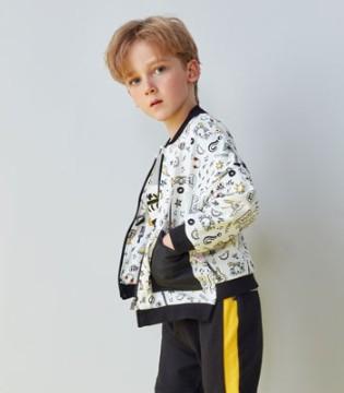 男童外套怎么选 热款版型时尚有型