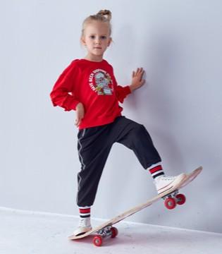 怎样让自己的童装店拥有强大竞争力 选好品牌就对了