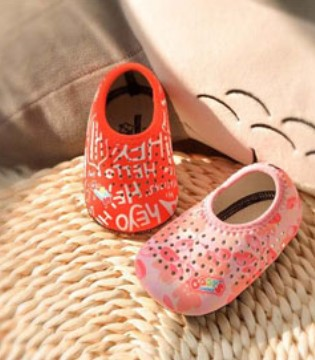 健康育儿 给宝宝挑选一双合适的学步鞋