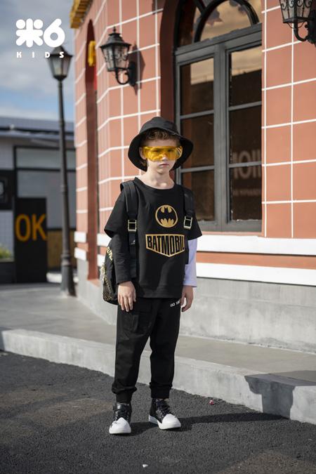 做懂你的时尚品牌 帅气男童新品不来一发吗?