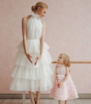 浪漫的旅行季 和宝贝一起穿上公主裙去旅行