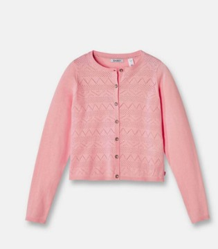 甜美可爱的针织衫 能够助你甜美过春