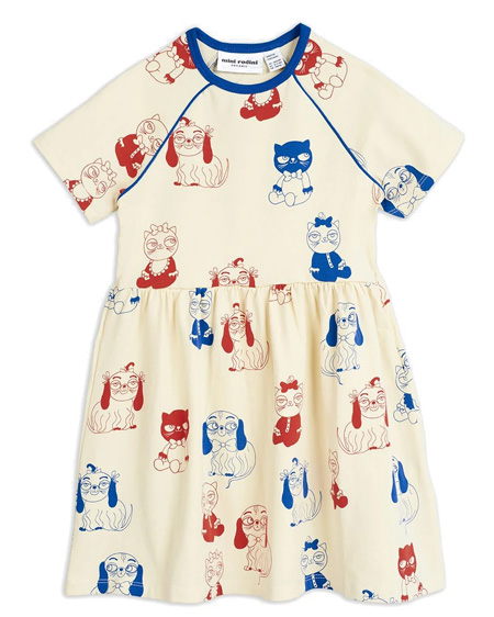 时尚优雅的连衣裙 凸显甜美又可爱