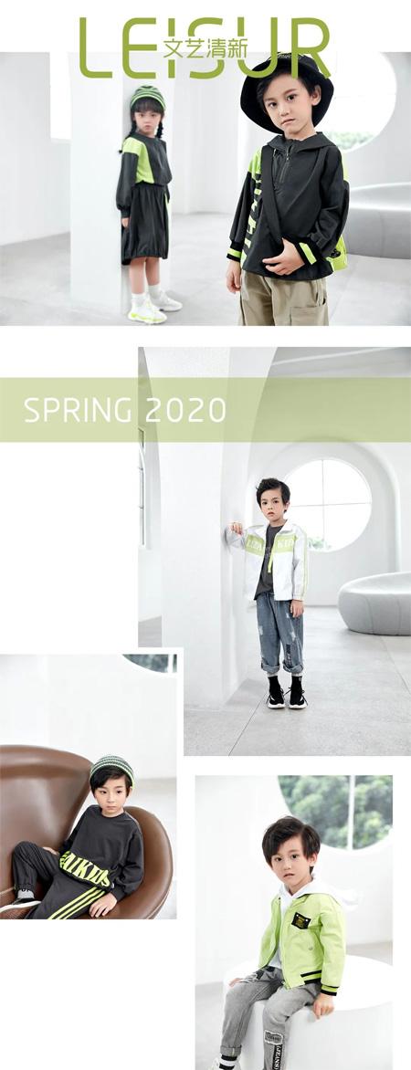 DIZAI kids:融进春夏的温润缤纷 万物向阳