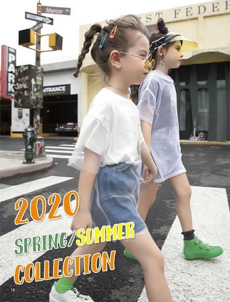巴迪小虎2020春夏超萌时尚搭配指南 宝妈们快快收好吧!