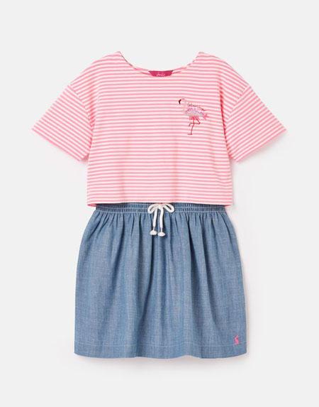 甜美可爱的连衣裙 让你穿出田园风格