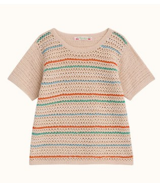 轻松穿出时尚感的针织衫 温暖又可爱
