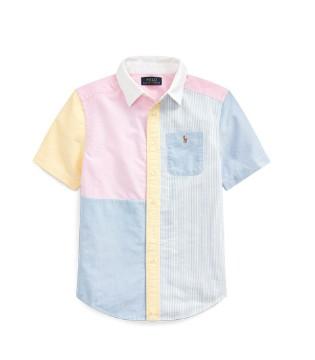 流行的衬衫搭配 经典时尚又不挑人