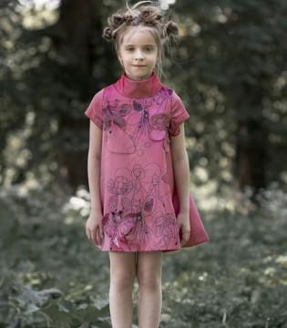 富有文艺气息的连衣裙 穿上让你仙气十足