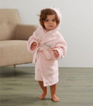 甜甜的入睡时光 有这几款浴袍相伴更加有趣