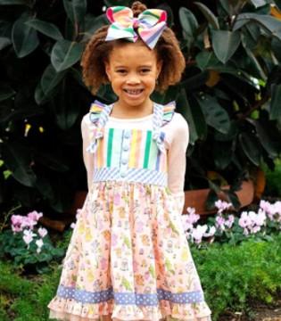 Matilda Jane Clothing春夏新品 构造快乐幻想世界