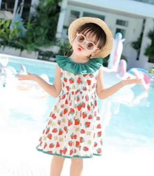 裙朵春夏新品 小可爱们的必备连衣裙