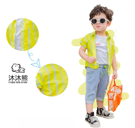 MMX沐沐熊夏季上新 带你打开彩色的初夏!