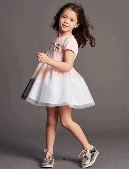 未来之星夏日小裙 送给精灵可爱的你