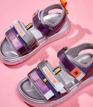 BBCQ KIDS宝贝传奇 凉鞋上新 全都是尖货