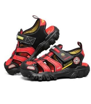 斯凯奇经典酷炫闪灯凉鞋 带你领略童鞋时尚