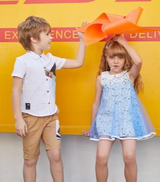 五一倒计时 穿上欧布豆时尚童装玩转各大场景!