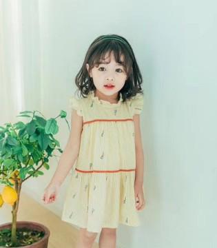 魔方清新连衣裙 像夏日甜甜可爱多!