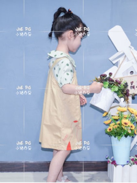 小猪乔至童装品牌2020春夏新品