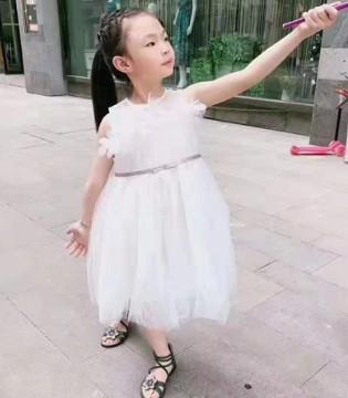 夏日梦幻纱裙 可米芽你值得拥有!