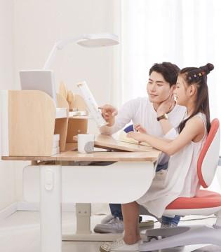 享学电动学习桌 陪孩子一起快乐成长