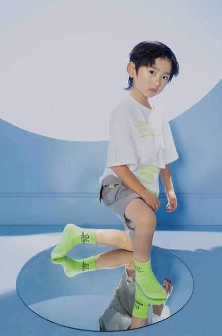 夏季限定色彩 让你的小少年更加时尚
