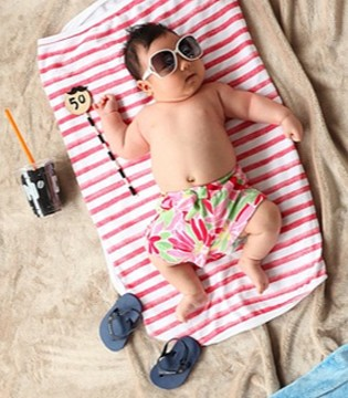 当幼儿遇上夏天 家长可要多多注意了