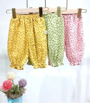 妈妈必选单品 卡贝鱼夏季360度呵护儿童防蚊裤