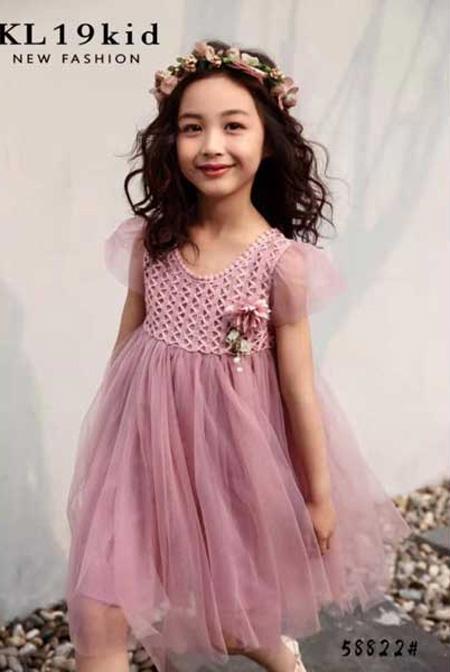 夏天×520 梦幻的连衣裙让宝贝受尽宠爱