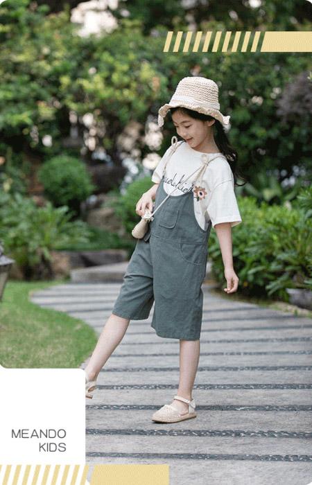 小满时节 微风徐徐 感受健康、自然、舒适的穿搭