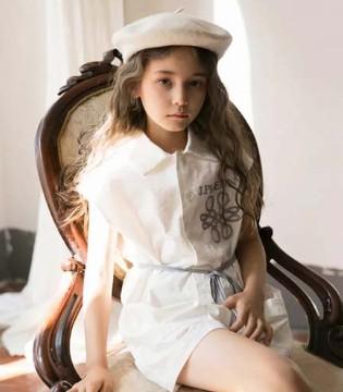 安米莉清新新品 展现孩子自然的单纯与美好