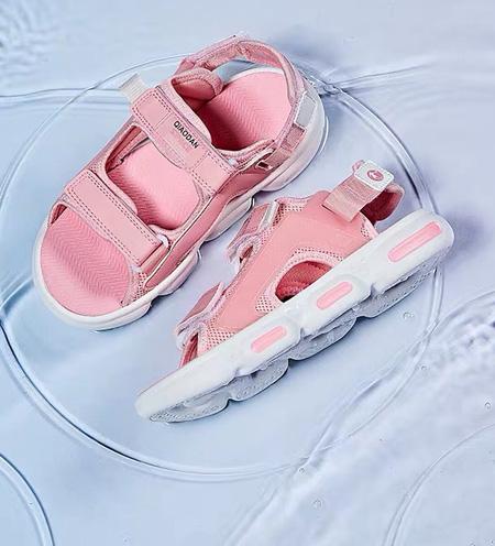 乔丹时尚新品凉鞋 让宝贝们快乐一夏