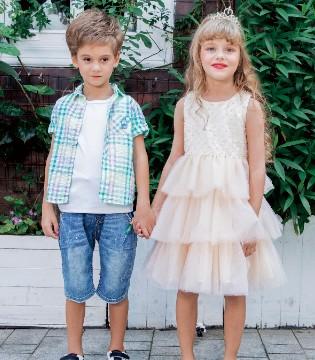 快乐精灵 一个网红童装品牌的领跑者
