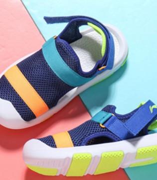 好穿不贵的儿童凉鞋 让热夏秒变清凉