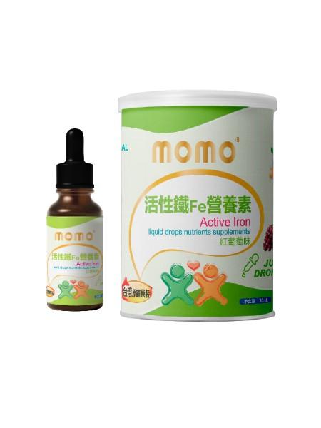 momo活性铁营养滴剂