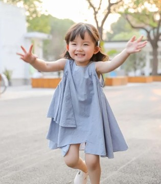 六一儿童节跟着唛咖啦一起学穿搭吧