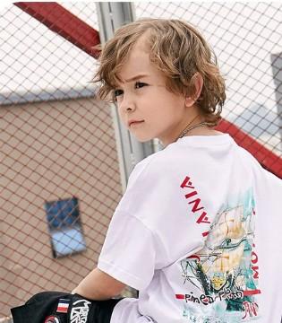 """金兰尼亚服饰 用""""呼喊""""来迎接儿童节"""